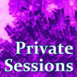 Private Teaching & Healing Sessions